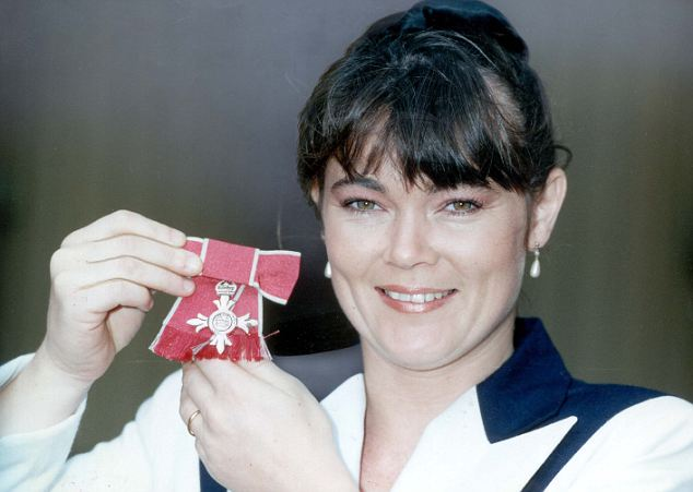 Tracy Edwards MBE
